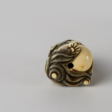 Load image into Gallery viewer, Netsuke - Kyoto School Shishi
