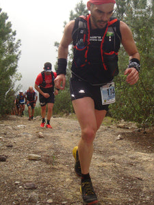 2 pares Trail Running