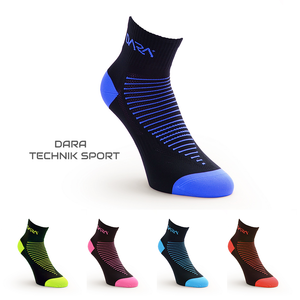 3 pares Technik Sport