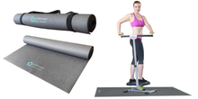 Load image into Gallery viewer, Star Uno Wellness Exercise Mat