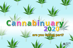 Celebrate the 1st 'Cannabinuary''
