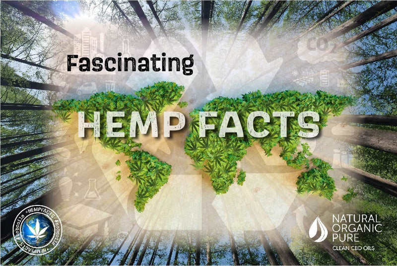 Fascinating Hemp Facts - Natural Organic Pure Clean CBD Oils | NOPC OIls-www.nopcoils.com
