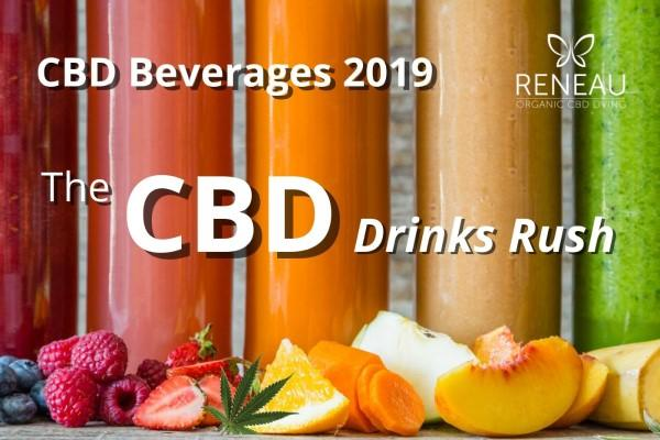 CBD has made its way into the food & drinks industry - Natural Organic Pure Clean CBD Oils | NOPC OIls-www.nopcoils.com