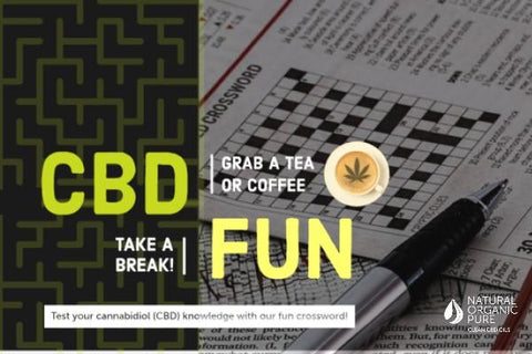 Cannabidiol | CBD Fun Crossword