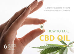 How to Take CBD Oil - Guide to the best ways to take CBD