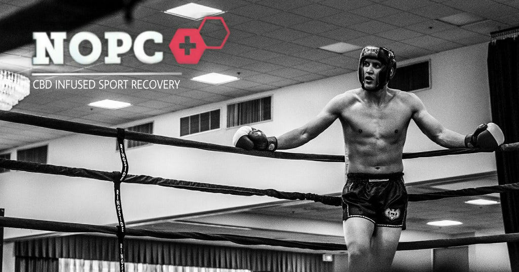 NOPC CBD Infused Sport Recovery | Natural Organic Pure Clean CBD Oils-nopc oils