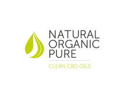 natural organic pure clean cbd oils logo