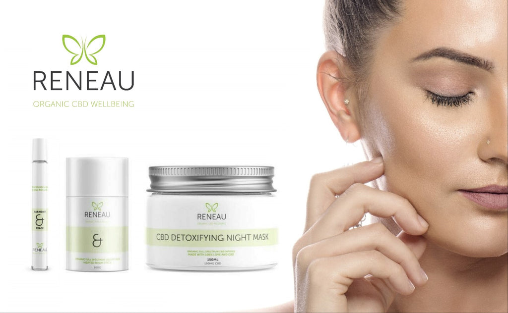 cbd skincare-reneau products for skin-nopc oils