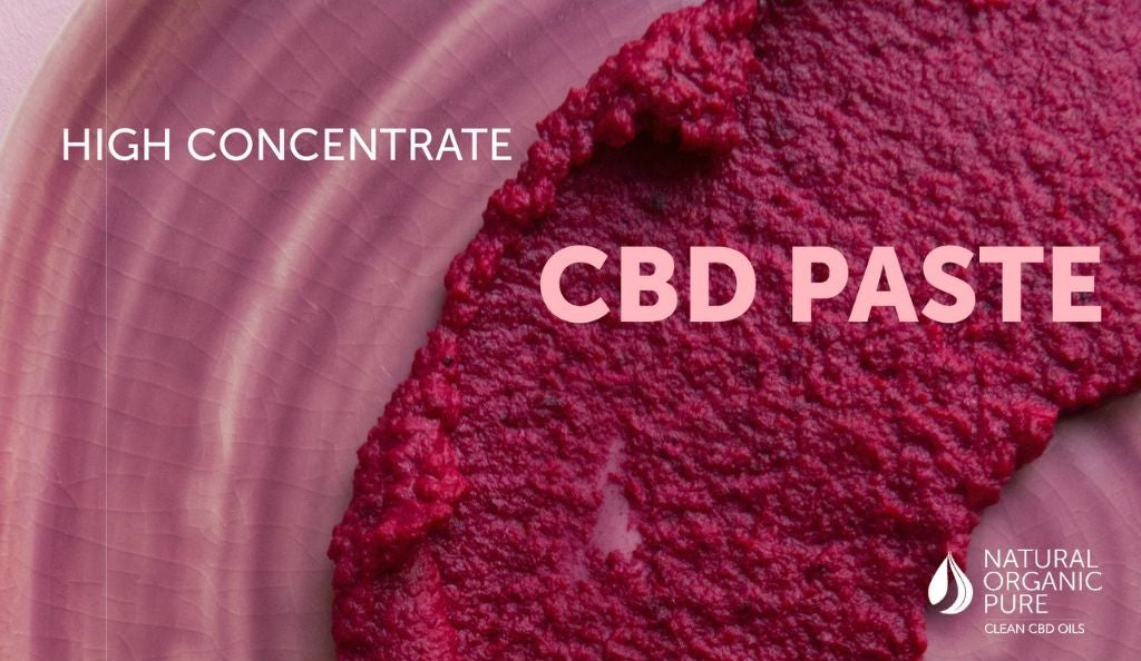 cbd high concentrate paste - nopc oils ways to take cbd blog