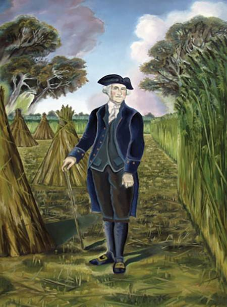 george washington usa-with hemp crop-nopc oils