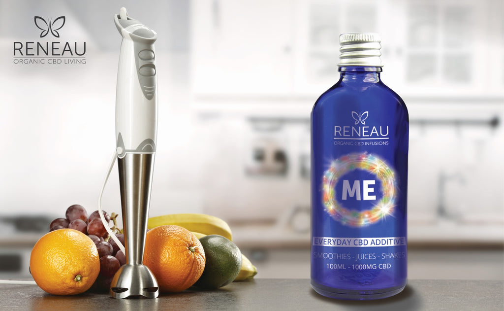 reneau me everyday cbd additive wth hand blender-nopc oils