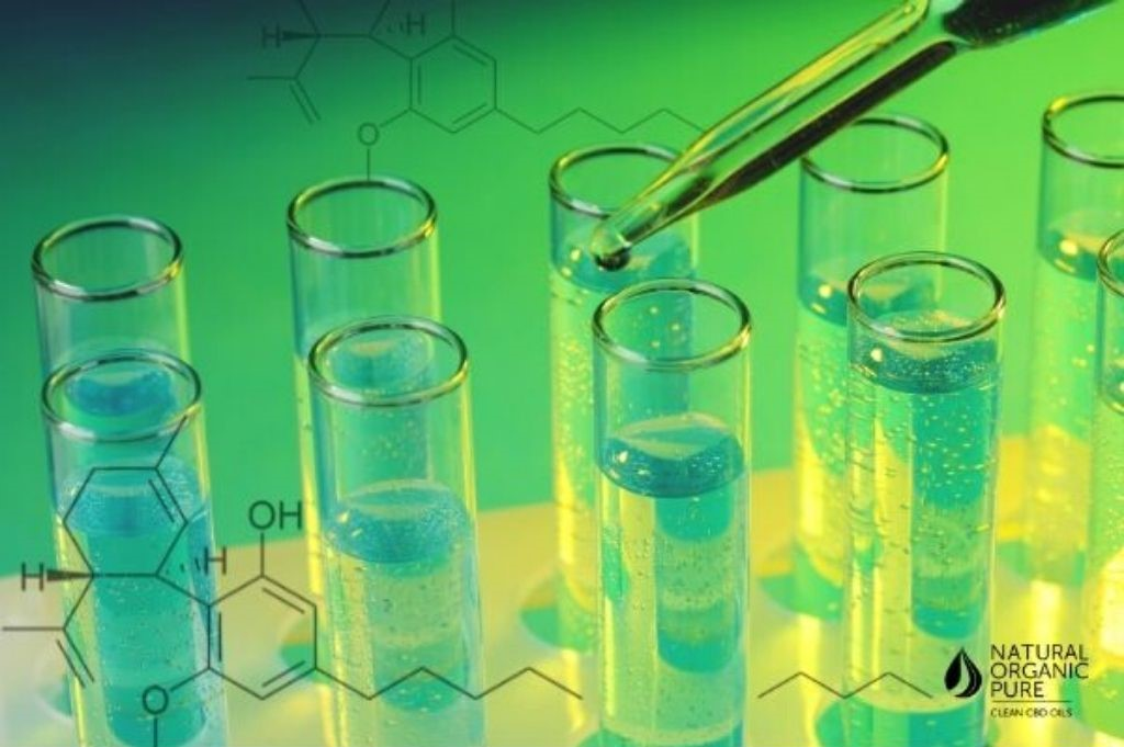 cbd lab test tubes cannabidiol cbd-nopcoils