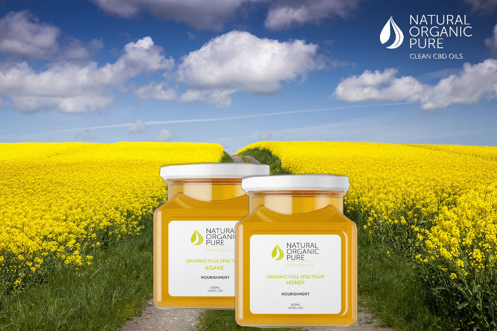 cbd honey-cbd edibles-nopc oils