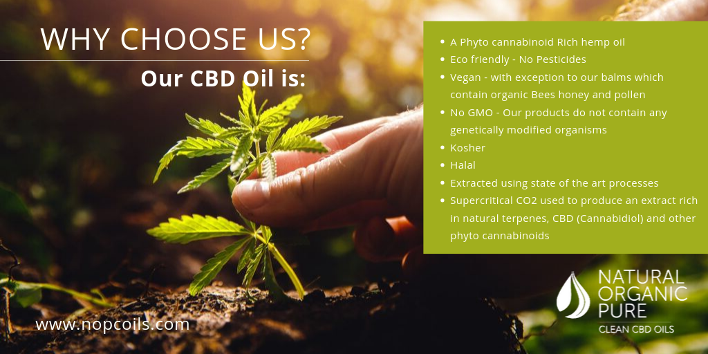 why choose our cbd oil-nopc cbb oils