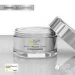 CBD Topical Skincare CBD Joint & Muscle Cream  | 100ml | 1000MG CBD Content