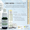 CBD Combo/Gift Sets CBD Mini Combo | CBD Oil Set | CBD Gift Set