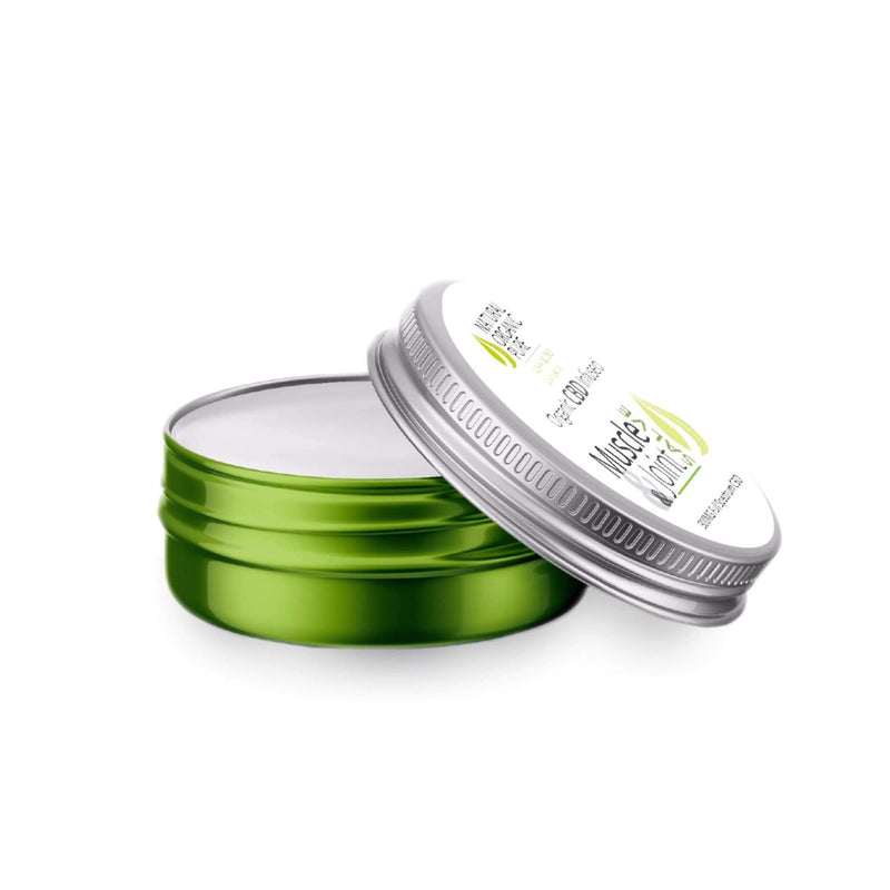 CBD Hair and Body - Topicals CBD Muscle & Joint Salve