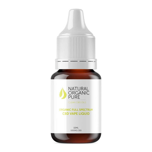 Vape Liquid (E-Lquid) 1000mg CBD Vape Liquid | CBD Oil E-Liquid Additive | 1000MG