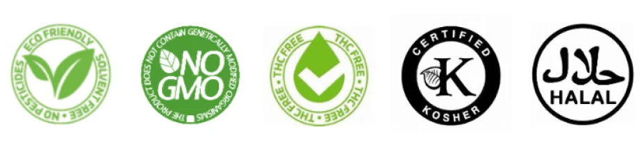 organic farming processes and methods, and hold the following certificates and accreditations: for nopcoil