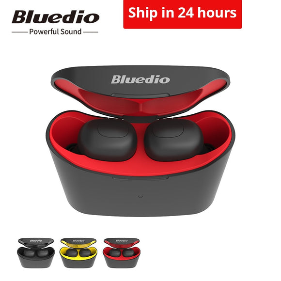 Bluedio T-elf Wireless Earbuds