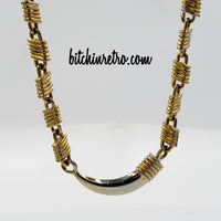 Judith Leiber Vintage Necklace at bitchinretro.com