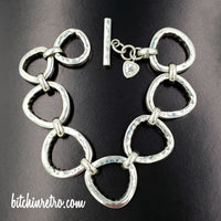 Silpada Sterling Silver Bracelet at bitchinretro.com