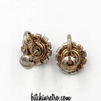 Vintage Screw Back Earrings at bitchinretro.com