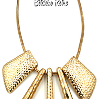 Vintage Statement Necklace for Halloween and Cosplay Costumes at bitchinretro.com
