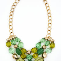 Chic and Chunky Banana Republic Necklace at bitchinretro.com
