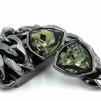 Givenchy Crystal Bracelet at bitchinretro.com