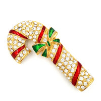 Holiday Jewelry and Avon Noel Brooch Collection at bitchinretro.com