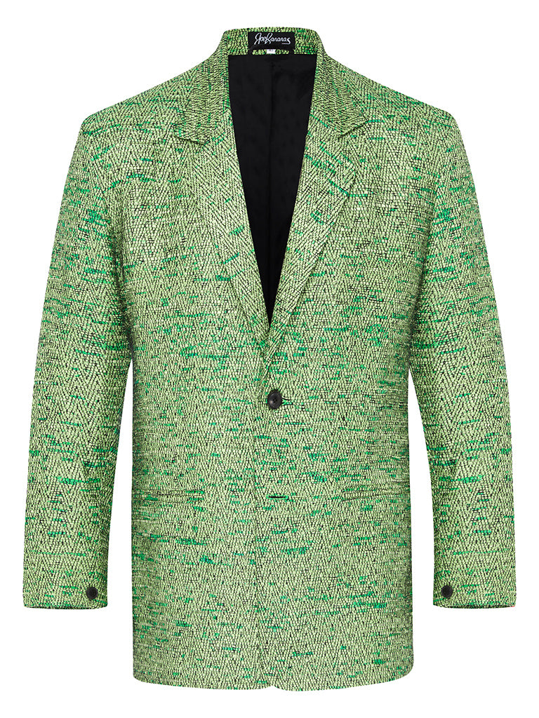 Green Tree Python Jacket