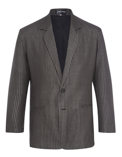 Coffee Charcoal Paperbark Jacket