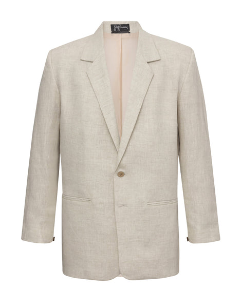 Richie Linen Jacket