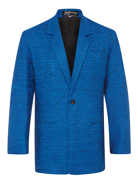 Blue Bellied Black Snake Jacket