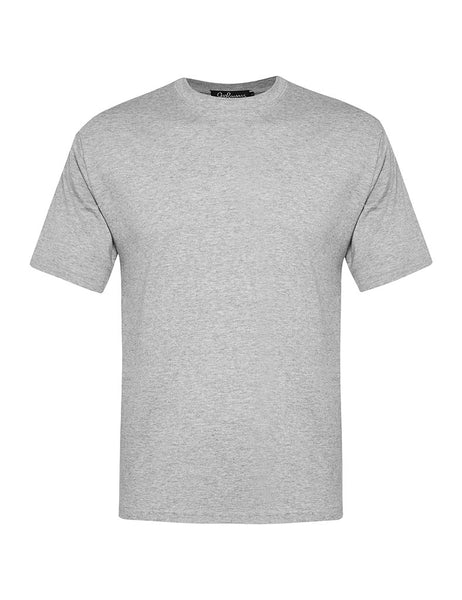 Light Grey Joe Neck T-shirt