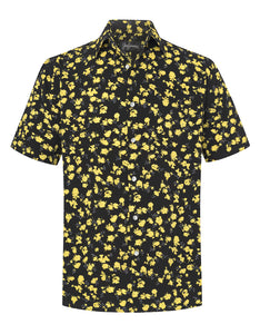 Bat Country Silk S/S Shirt