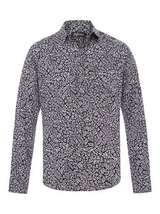 Carmichael Reef Cotton & Silk L/S Shirt