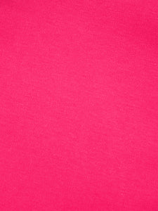 Cerise Joe Neck T-shirt