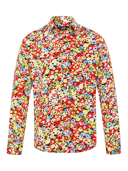 Fruit Loop Cotton & Silk L/S Shirt