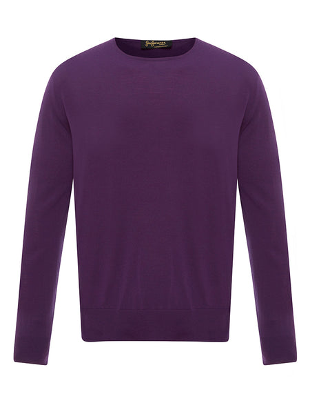 Golden Fibre Barossa Shiraz Crew Neck