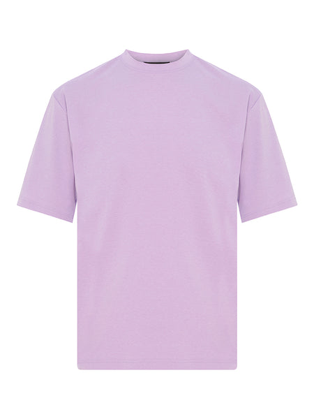 Lilac Joe Neck T-shirt
