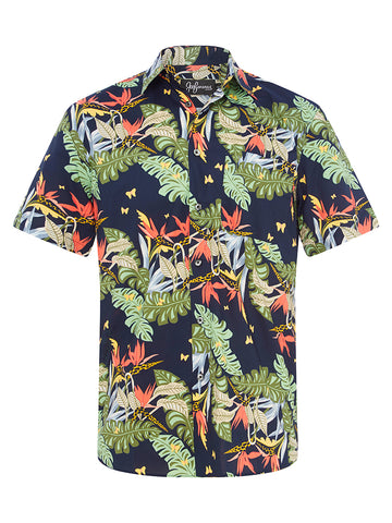 Rick Does the North Shore Cotton S/S Shirt