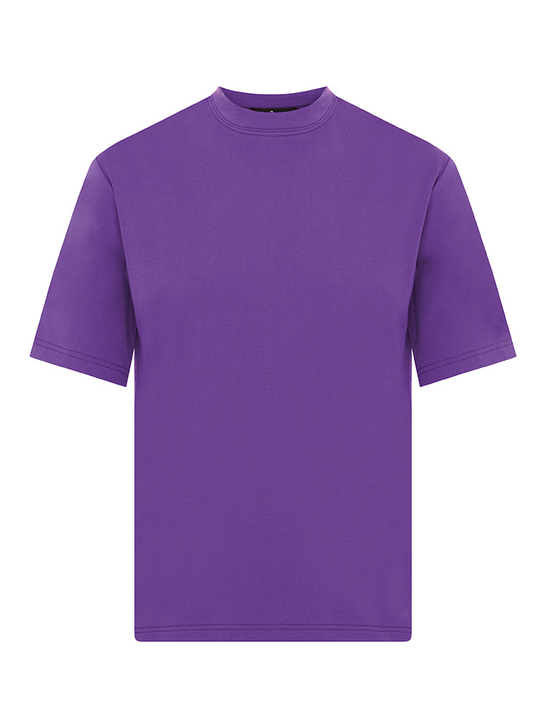 Royal Purple Joe Neck T-shirt