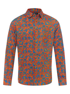 Dutch Kills Summer Linen L/S Shirt