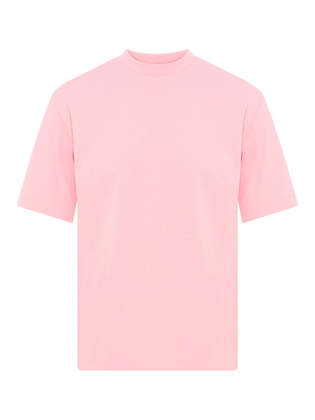 Soft Pink Joe Neck T-shirt