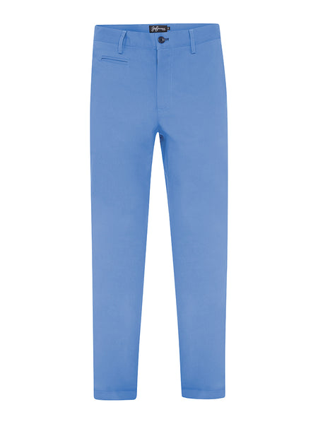 Steel Blue Chinos