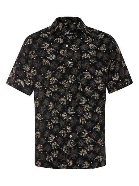 Astral Plane Silk S/S Shirt