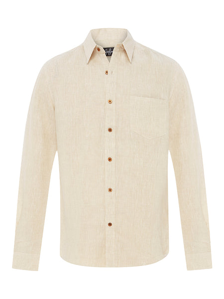 Safari Linen L/S Shirt