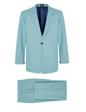 Aquamans Linen Suit